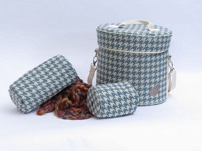 Combo: Carry Case & Yarn Sleeves