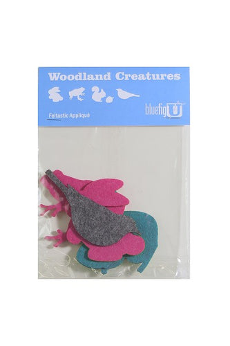 Adornment Pack - Woodland Creatures