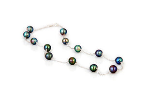 Pearl By The Yard Necklace - Johnny Jewelry