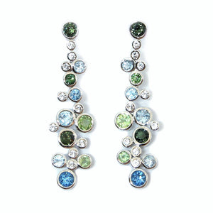 Bubble Drop Earrings - Johnny Jewelry