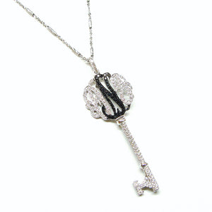 Monogram Key - Johnny Jewelry