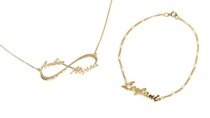 Custom Name Necklace - Johnny Jewelry