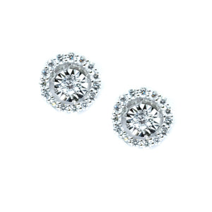 Diamond in Motion Studs