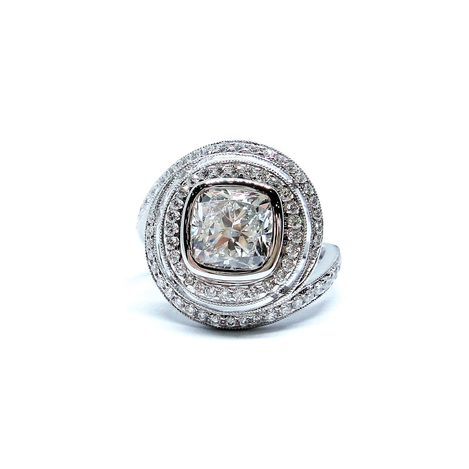 082b7f66f5433 Bespoke Engagement Rings - Johnny Jewelry