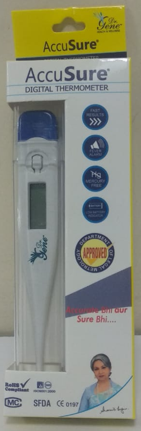 Accusure Digital Thermometer