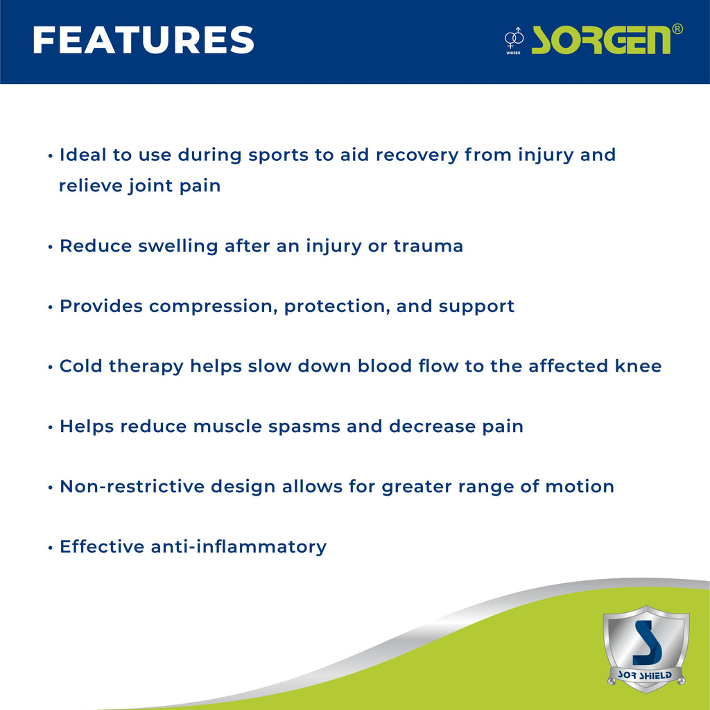 Sorgen® Cold Compression Elbow Brace / Elbow Support