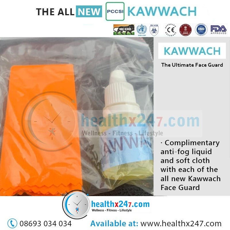 Kawwach- Ultimate Face Guard (Pack of 10)- UFG097