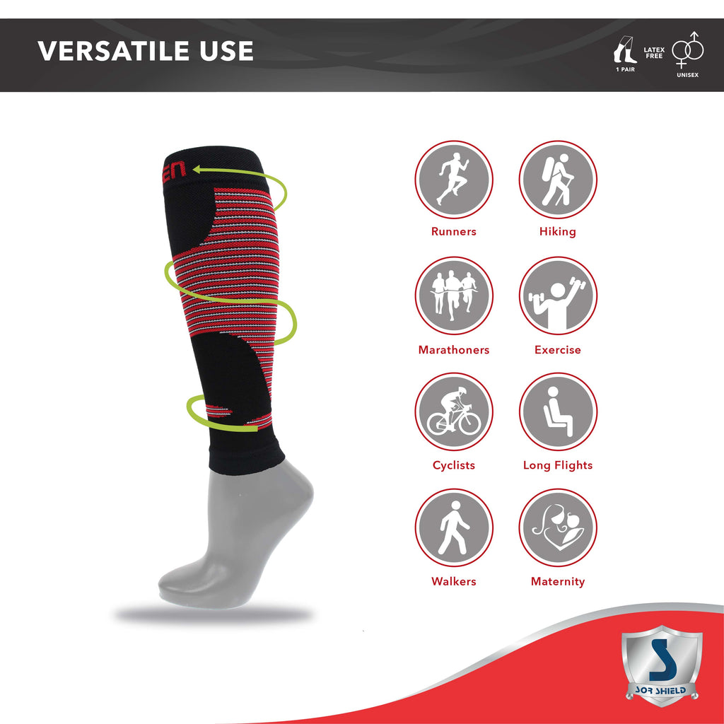 SORGEN® COMPRESSION CALF SLEEVE