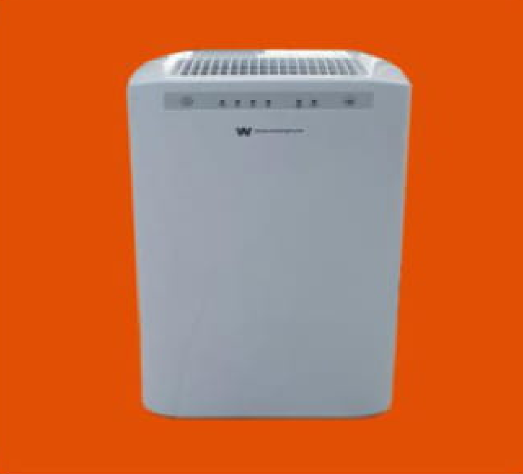 White Westinghouse Dehumidifier WDE 12