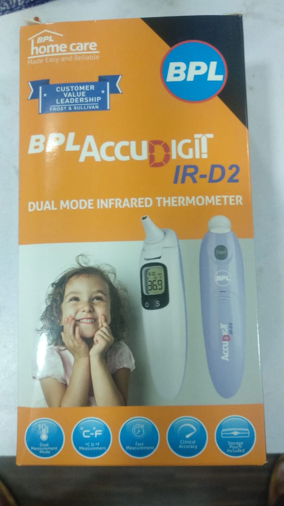 BPL AccuDigit IR D2 Thermometer