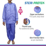 SteriProtek Maternity Reusable Protective Suit