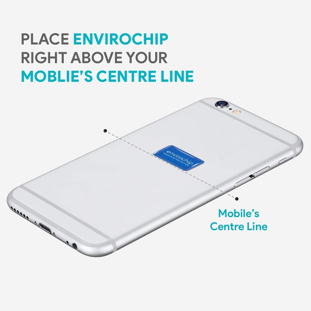 Envirochip - Clinically Tested Radiation Protection Chip for Mobile