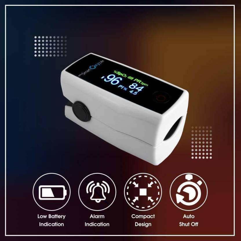 Bpl Smart Oxy Lite Finger Tip Pulse Oximeter