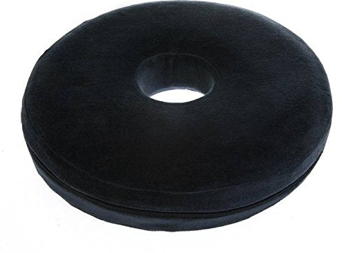Renewa Donut Pillow - Tailbone Cushion, Prostate Pillow, Pregnancy, Post Natal, Bed Sores, Coccyx, Sciatica