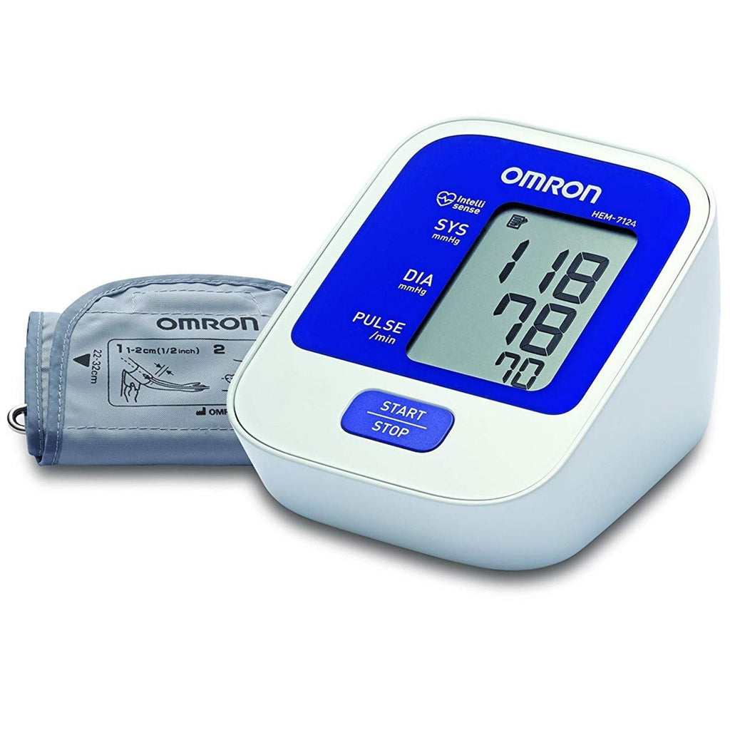 Omron HEM-8712-AP Automatic Blood Pressure Monitor