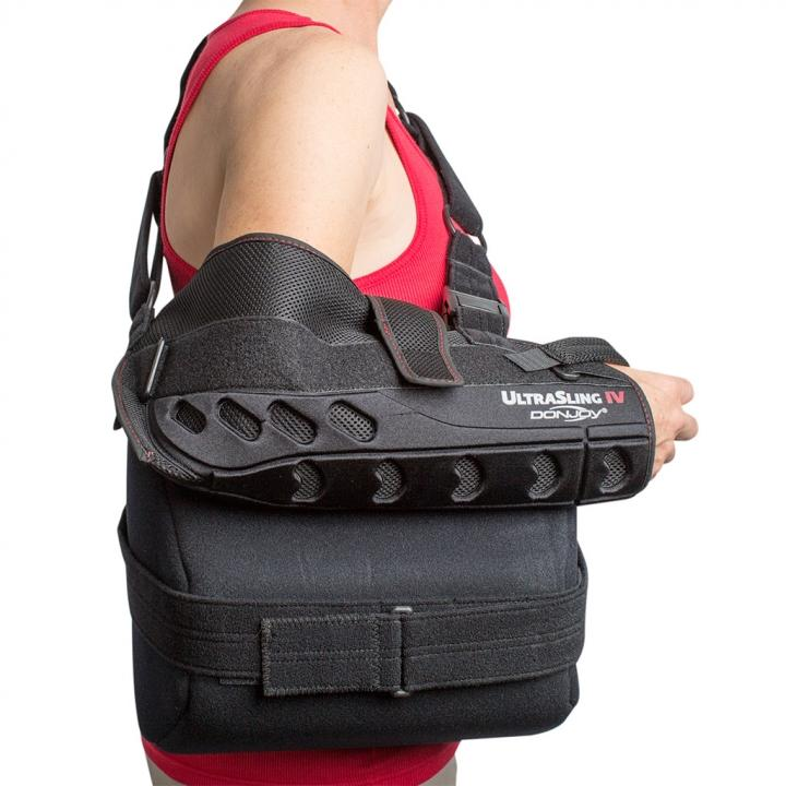 DONJOY ULTRASLING SHOULDER SLING (3-point strapping system)