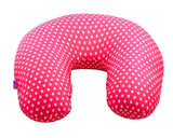 Viaggi Micro-beads U Shaped Travel Pillow Airplane Car Bus Comfort Head/Neck Rest Pillow