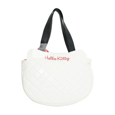 a89c98716 Loungefly Hello Kitty White Quilted Face Tote Bag – qoodia