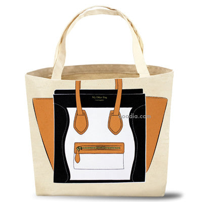 My Other Bag CLASSIC  / MADISON / BWT Tote Bag