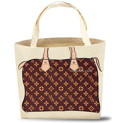 My Other Bag CLASSIC / ZOEY - TONAL BROWN