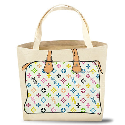 My Other Bag CLASSIC / ZOEY / MULTI-WHITE