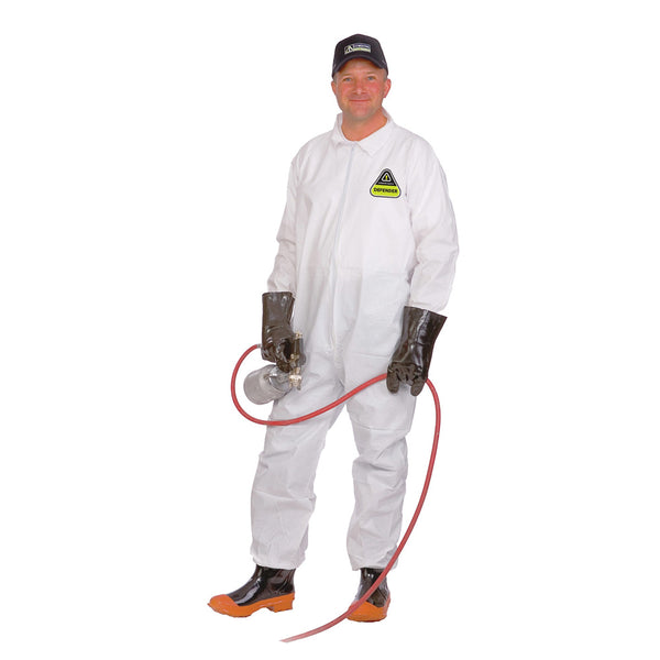 DEFENDER™ Microporous Coveralls - Case of 25
