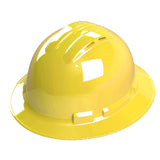 Duo Safety™ Full Brim 6-Point Ratchet Hard Hat