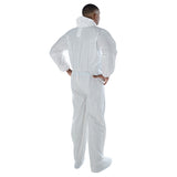 DEFENDER II™ Microporous Hooded Coveralls - Case of 25