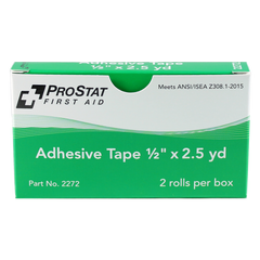adhesive first aid tape