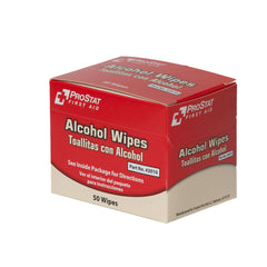 Alcohol Wipes - 50 Count
