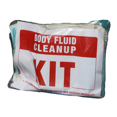 Body Fluid Clean Up Kit - Poly Bag