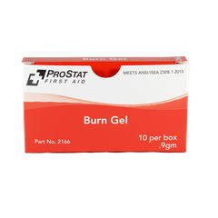 Burn Gel, 0.9 gm - 10 Count