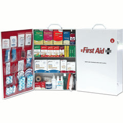 First Aid Cabinet - 4 Shelf - ANSI Class B