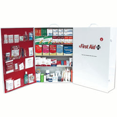 First Aid Cabinet - 5 Shelf - ANSI Class B