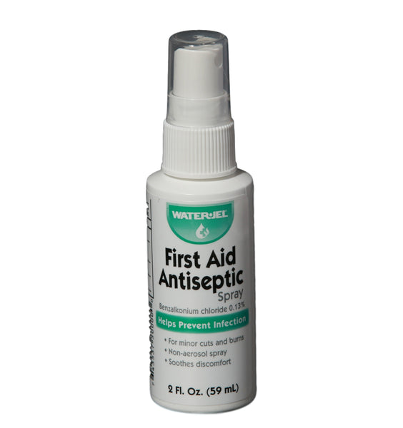 Antiseptic Spray Pump - 2 oz.