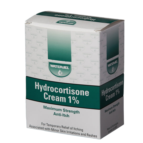 Hydrocortisone Cream 1% 0.9 gm - 144 Per Box