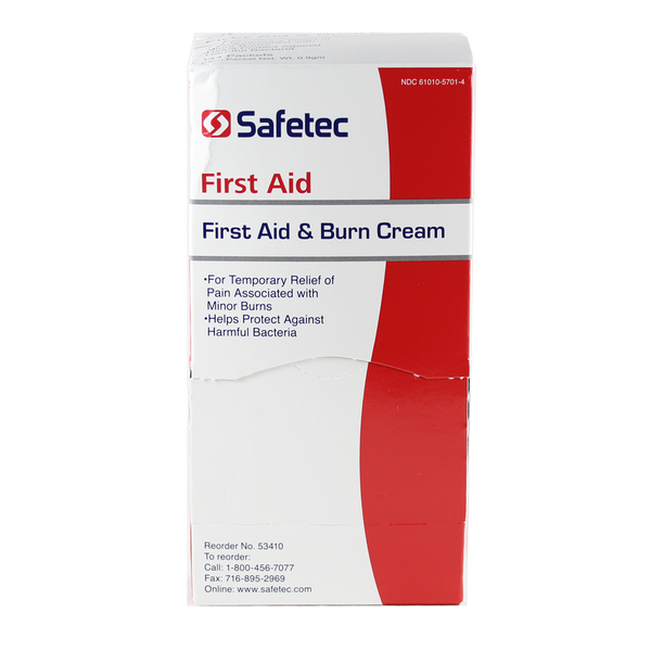 First Aid & Burn Cream, 0.5 gm - 144 Per Box