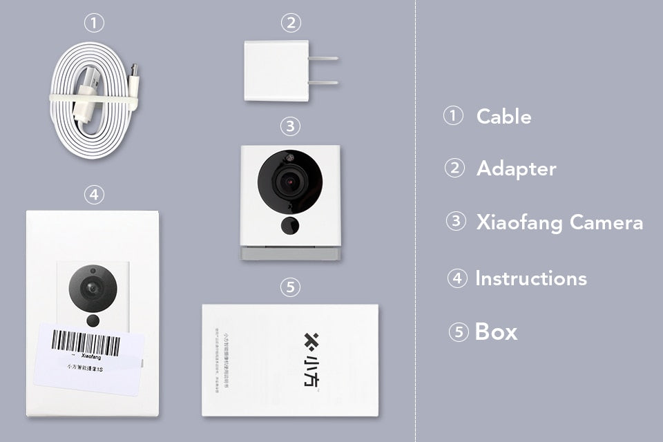 Xiaomi 1080P Wireless Smart Camera - spy-online-australia