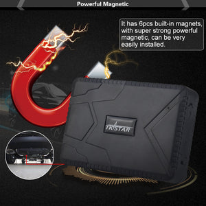 Heavy Duty Magnetic GPS Tracker TK915 - spy online australia - spy products - nanny cam - gps tracker - home security - home security camera - drones - hidden cam - spy cam - hidden camera - spy camera