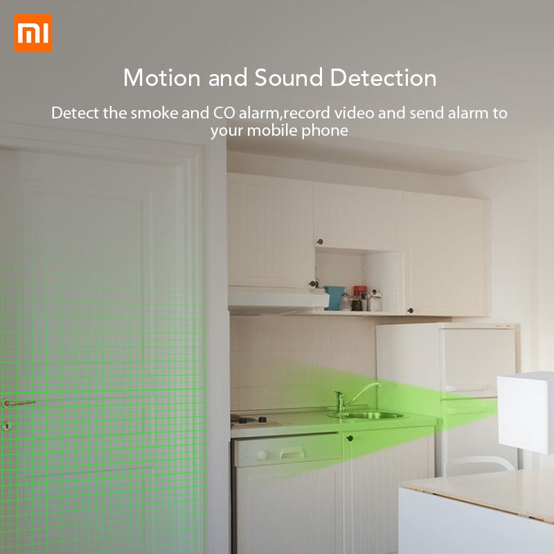 Xiaomi 1080P Wireless Smart Camera - spy online australia - spy products - nanny cam - gps tracker - home security - home security camera - drones - hidden cam - spy cam - hidden camera - spy camera