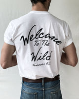Welcome To The Wild - Printed Tee