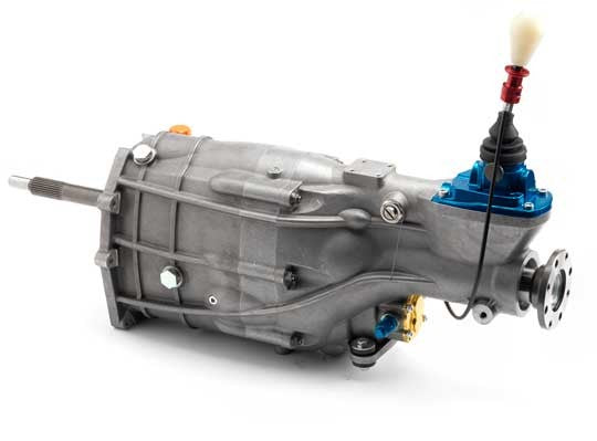 Quaife QBE69G-SilH Sequential Gearbox - Nissan Silvia SR20 - 6 Speed with  Helical Gears - Overdrive