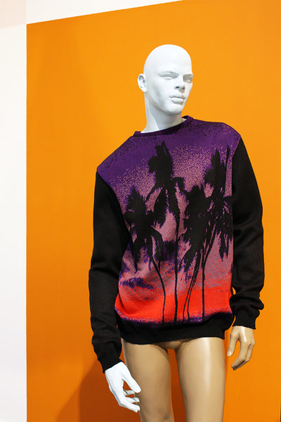 SUNSET PALMS PULLOVER DROOG DESIGN CORNE GABRIELS