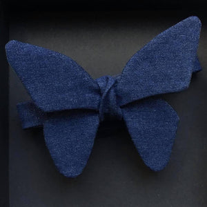 DENIM BUTTERFLY