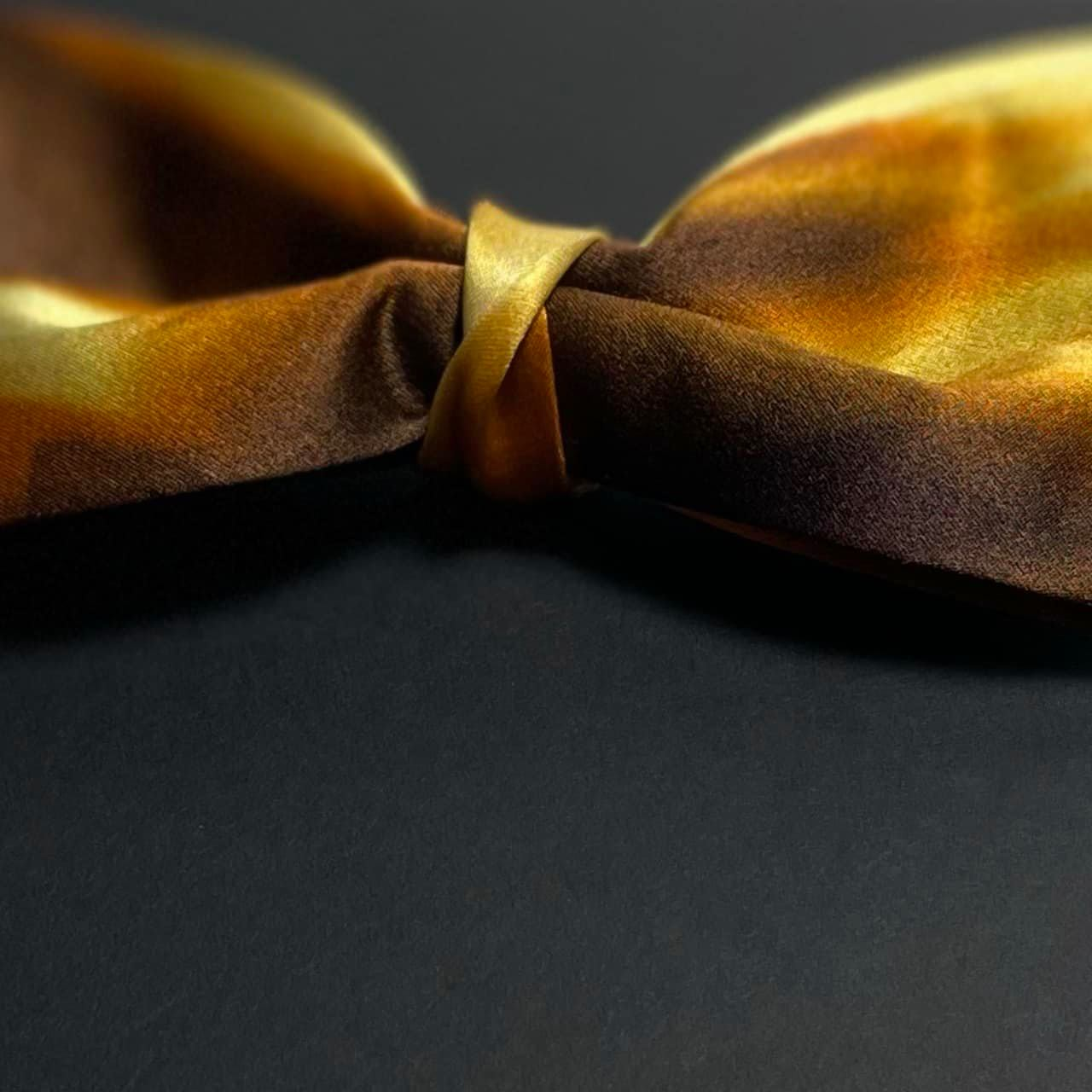 FLAMING BOW TIE