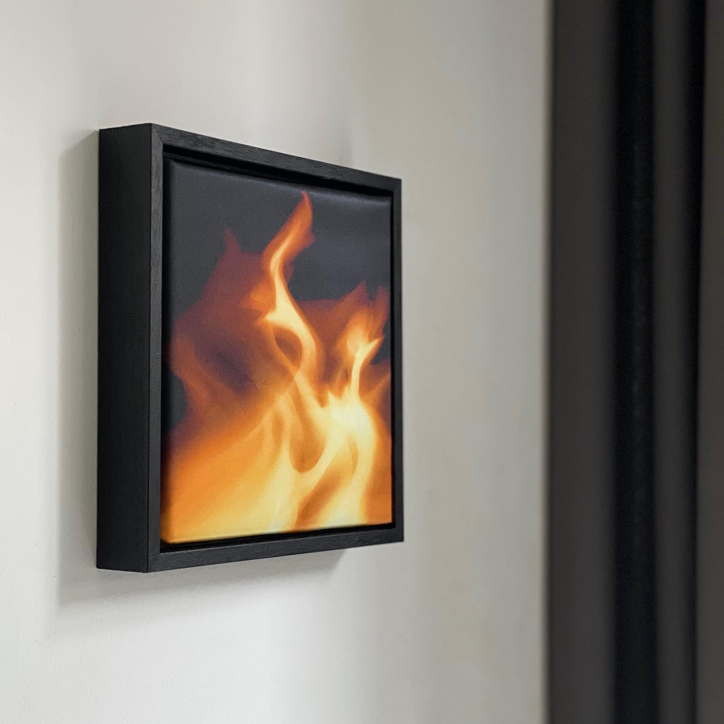 FRAMED FLAMES