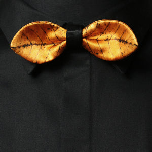 LEAVES BOWTIE