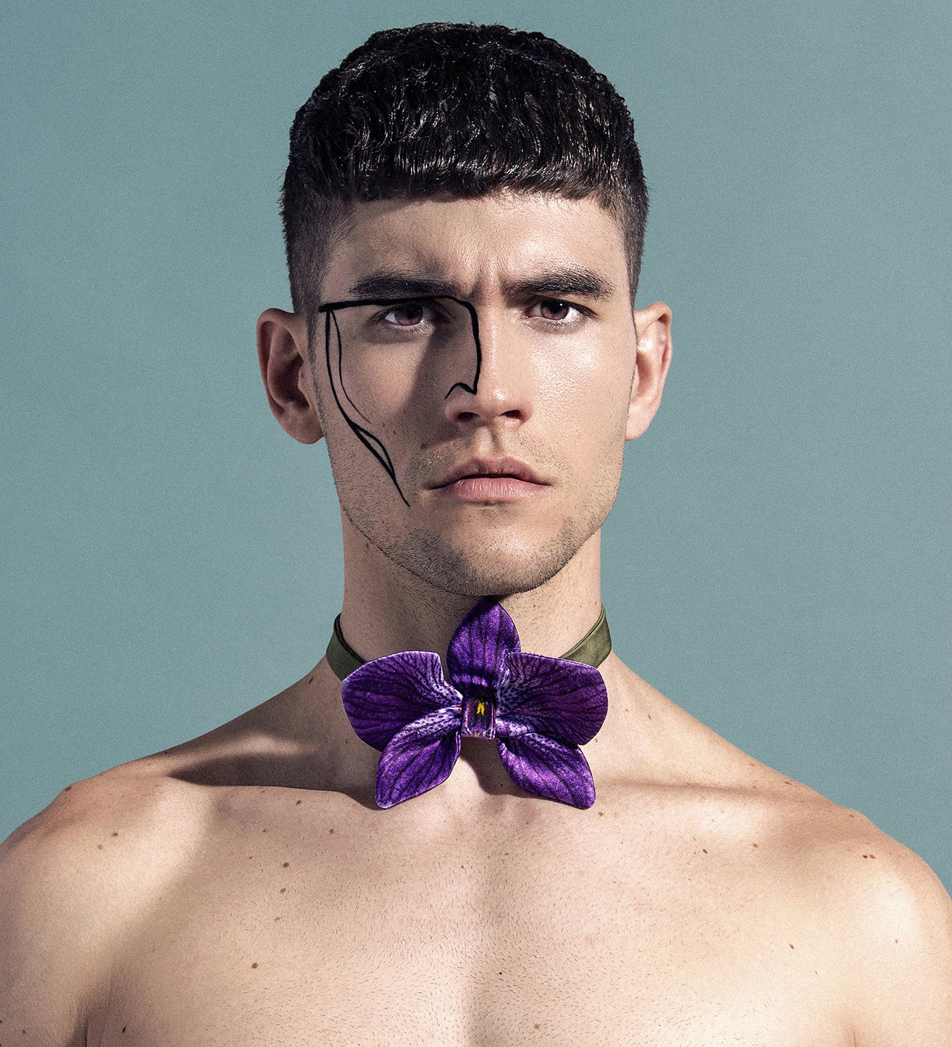 Photography: Armando Branco Make up:JDO Academy Bowtie: Corné Gabriëls
