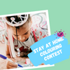 Great Pretenders Stay at Home Colouring Contest