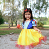 Costume Feature: Izabella in our Snow White Tea Dress